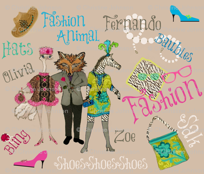 r. u. a. Fashion Animal