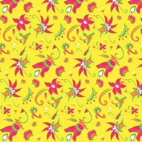 Batik Floral Me