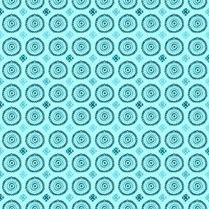 bench Blue