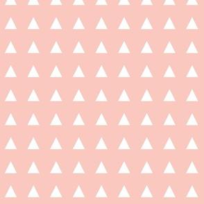 triangle invert peach