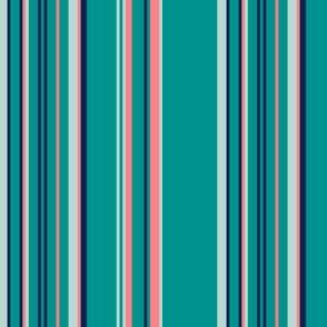 Mongolian Steppes stripe
