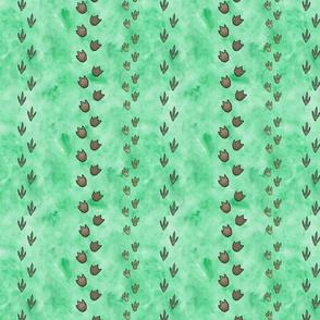 Footprint Stripe