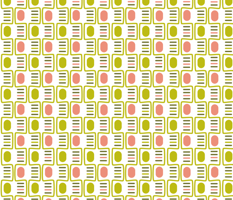 Light Pink Olives fabric by bojudesigns on Spoonflower - custom fabric