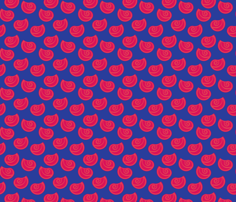 Red  fabric by calidurge on Spoonflower - custom fabric