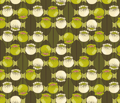 dimsum fabric by glimmericks on Spoonflower - custom fabric