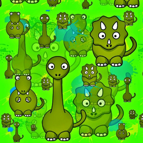 Darling Little Dinos
