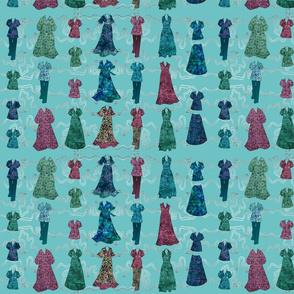 Batik Fashions - small - lt-aqua180