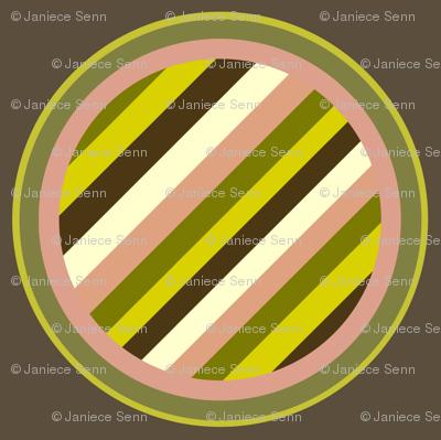Dim Sum stripe dot