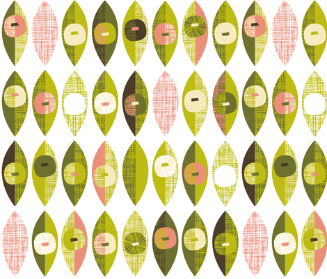 Do Wah Diddy Diddy Dim Sum fabric by spellstone on Spoonflower - custom fabric