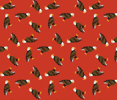 Wood Badge Custom IV fabric by evenspor on Spoonflower - custom fabric