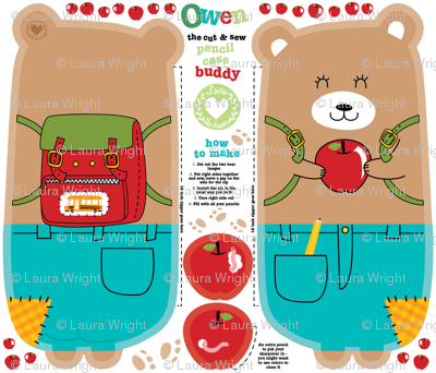 Owen pencil case top 10 winner