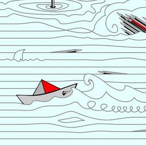 Doodle pencils