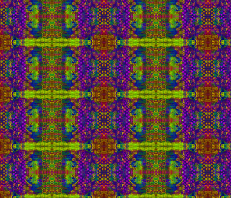 Roller pattern fabric by linsart on Spoonflower - custom fabric