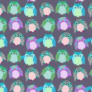 Cutie Owls