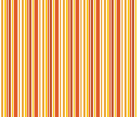 Mandarin Stripes