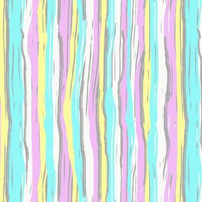 Summer Sorbet in pastel