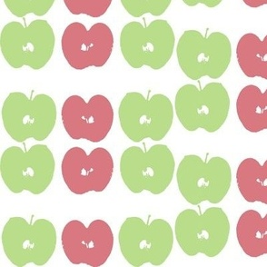 Apple Stamp Print