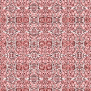 Where the Pink Spadeflowers Grown on Spoonflower