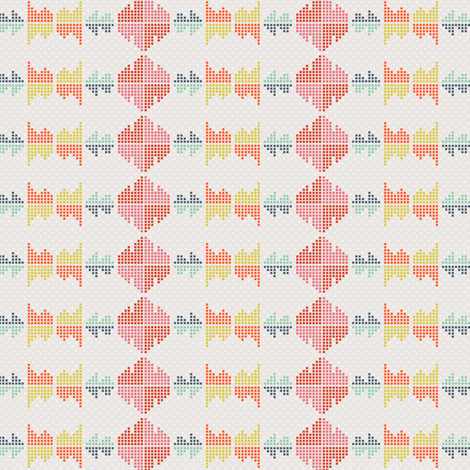 Pump up the Jam fabric by amyteets on Spoonflower - custom fabric