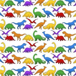 Dinosaur Pride Parade