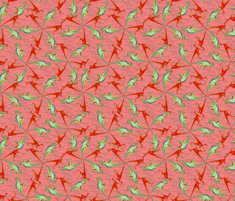 dinosaurs fabric by renelope on Spoonflower - custom fabric