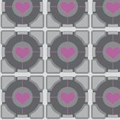 Companion Cubes