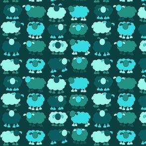aqua sheeps