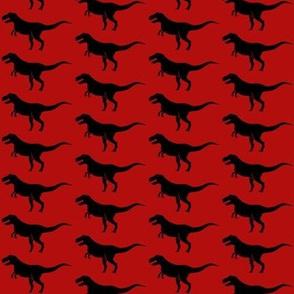 Red Tyrannosaurus