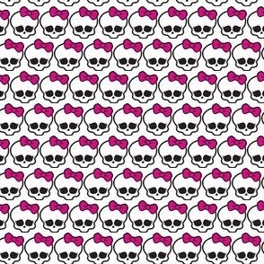 Monster High Logo (White background)
