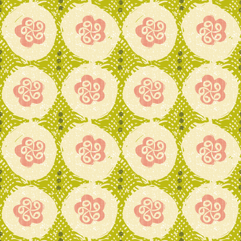 dumplings fabric by ottomanbrim on Spoonflower - custom fabric