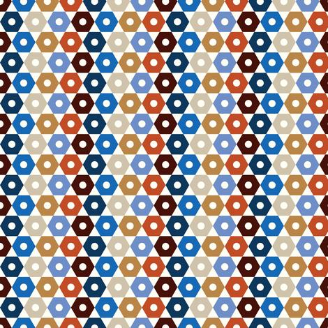 Honeymoon fabric by patriziavitrano on Spoonflower - custom fabric