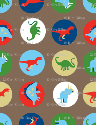 Dino Disks