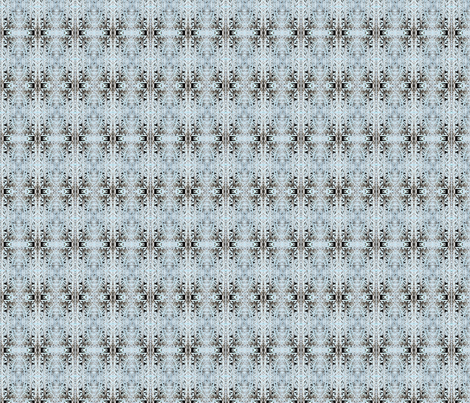 Ironwork Pattern 1 fabric by linsart on Spoonflower - custom fabric