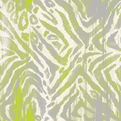 ikat_zebra_lime_and_gray