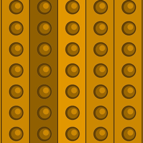 Gold Exterminate Dots