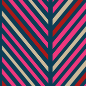 chevron_stripe_navy___pink