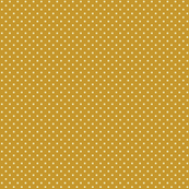 mustard___cream_polka_dot