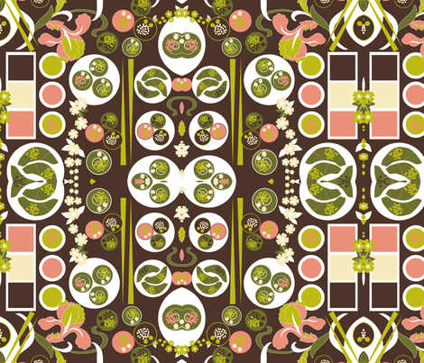 party time fabric by kociara on Spoonflower - custom fabric