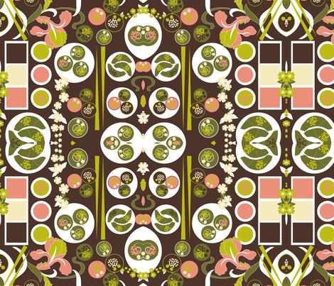 party time fabric by kociara on Spoonflower - custom fabric