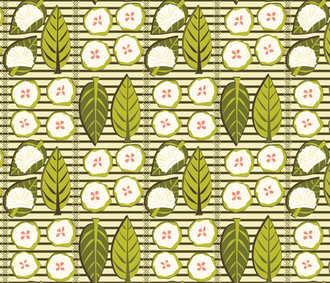Dim Sum fabric by jillbyers on Spoonflower - custom fabric