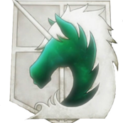 Attack on Titan Military Police Crest