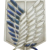 Attack on Titan Survey Corps. Crest