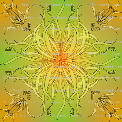 sinuosity solar spring