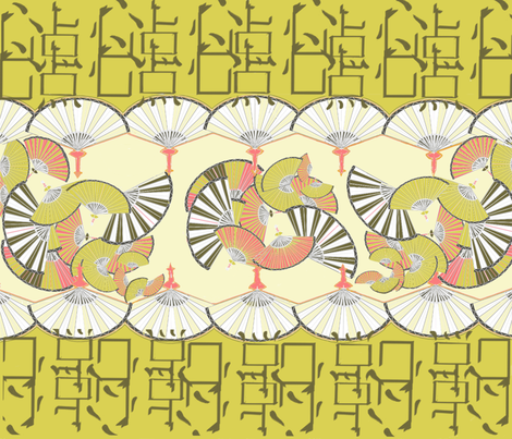 Dim_Sum_Fantasy2 fabric by leslie_gardner on Spoonflower - custom fabric