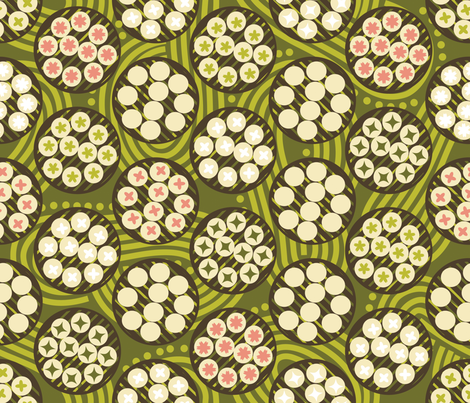 DimSum fabric by melhales on Spoonflower - custom fabric