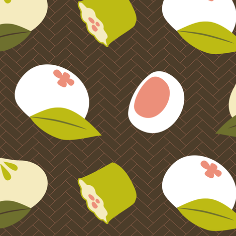 Dim sum fabric by petitspixels on Spoonflower - custom fabric