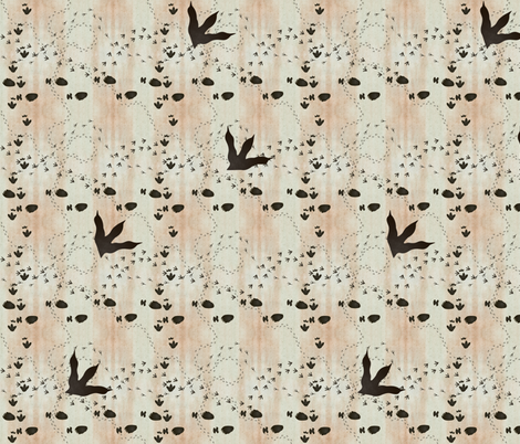 Heavy traffic area fabric by ladyrattus on Spoonflower - custom fabric