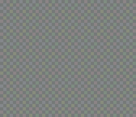chalk rainbow checkerboard fabric by weavingmajor on Spoonflower - custom fabric