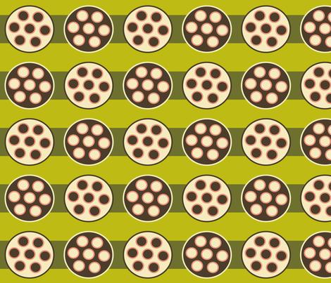 Dim Sum Polka Detail