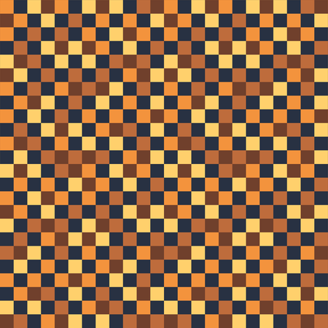sunrise squares fabric by weavingmajor on Spoonflower - custom fabric